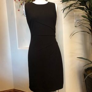 Gibson and Latimer size 8 black dress